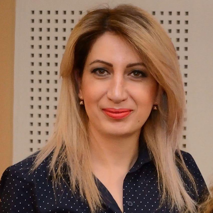 Silva Mesropyan
